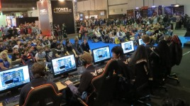 Event GameForce Antwerp 2014
