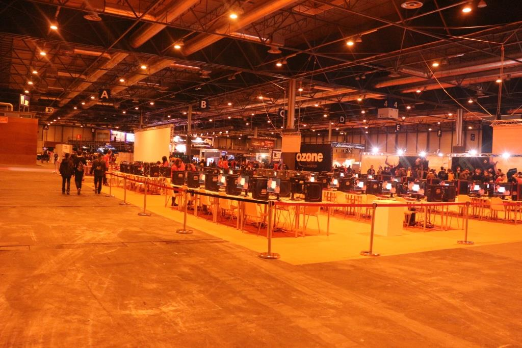 Gamergy Madrid - Hall