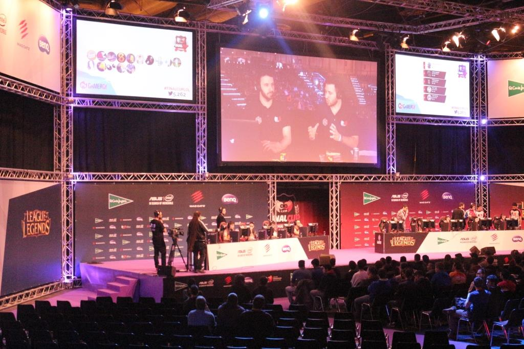 Gamergy Madrid - LoL (2)