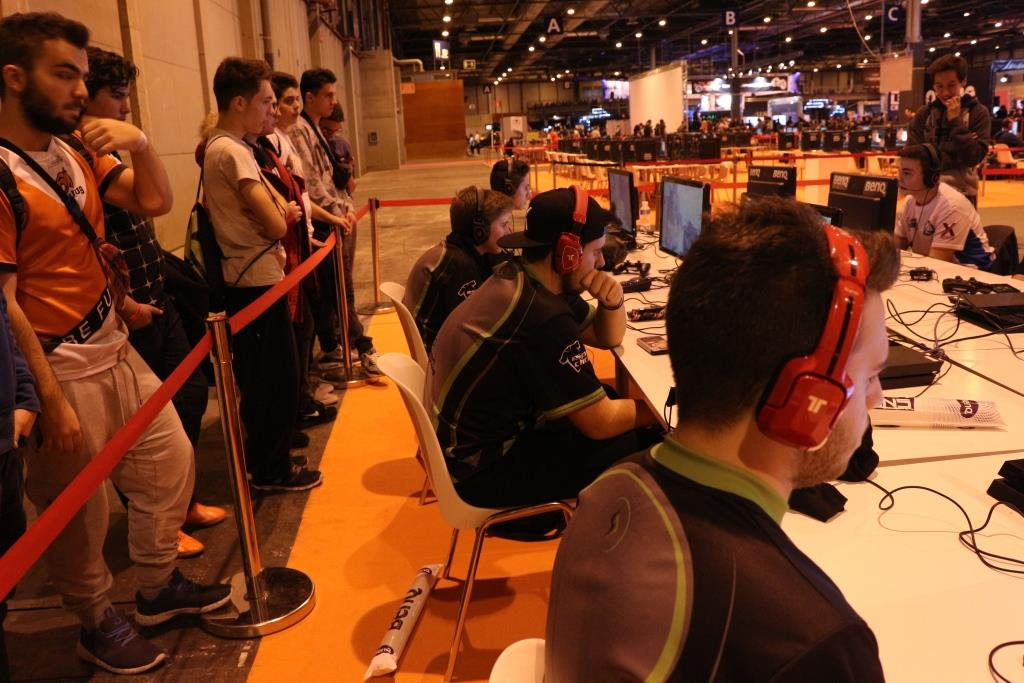 Gamergy Madrid - Team Burn in combat again (6)