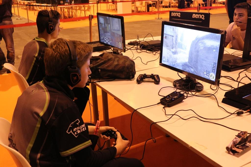 Gamergy Madrid - Team Burn in combat again (7)