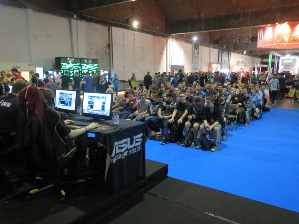 GameForce 1 Antwerp: Ready for the battle