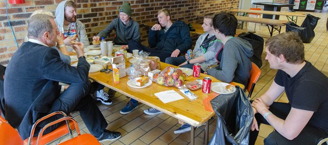 LanEX 20: breakfast all together; evaluating the results