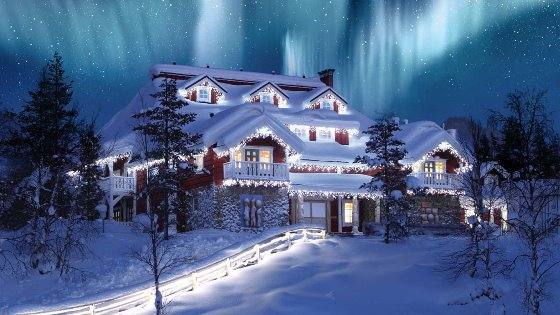 The Home of Santa