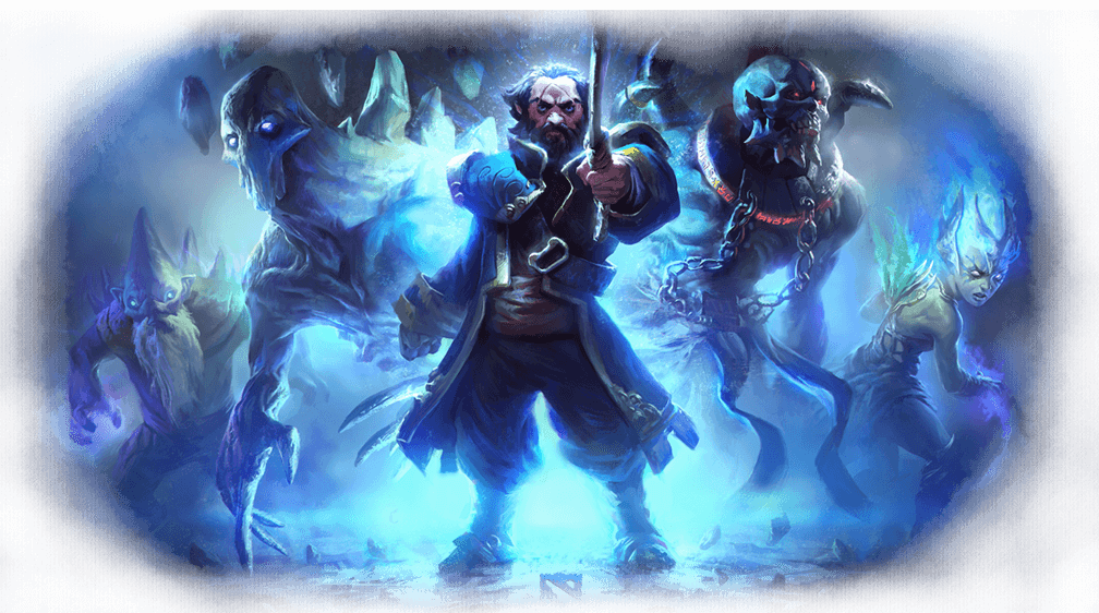 dota game art image